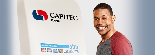 We provide ATMs to merchants throughout South Africa