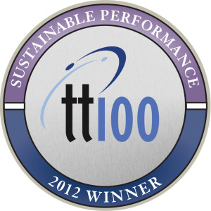 TT100 - Sustainable Performance 2012 Winner